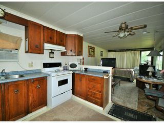 Photo 5: 20 34519 LOUGHEED Highway in Mission: Hatzic Manufactured Home for sale : MLS®# F1420036