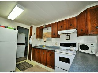 Photo 4: 20 34519 LOUGHEED Highway in Mission: Hatzic Manufactured Home for sale : MLS®# F1420036