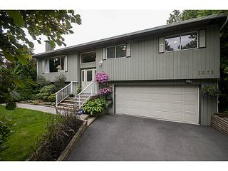 Photo 1: 3673 MOUNTAIN Highway in North Vancouver: Lynn Valley House for sale : MLS®# V1082752