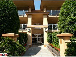 Photo 1: # 212 15185 22 AV in Surrey: Sunnyside Park Surrey Condo for sale (South Surrey White Rock)  : MLS®# F1413789