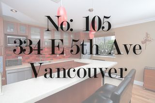 Photo 17: #105-334 E 5th. in Vancouver: Mount Pleasant VW Condo for sale (Vancouver West)  : MLS®# v1054176