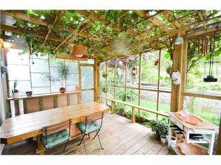 Photo 17: 7292 BARNET RD in BURNABY: Westridge BN House for sale (Burnaby North)  : MLS®# V1104455