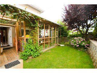 Photo 18: 7292 BARNET RD in BURNABY: Westridge BN House for sale (Burnaby North)  : MLS®# V1104455