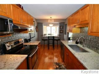 Photo 2: 305 91 Swindon Way in Winnipeg: River Heights / Tuxedo / Linden Woods Apartment for sale (South Winnipeg)  : MLS®# 1415122