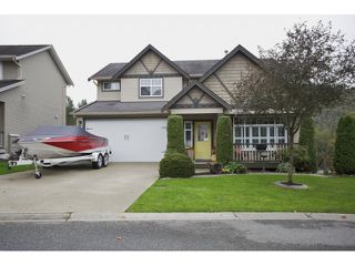 Photo 1: 35560 CATHEDRAL COURT in Abbotsford: Abbotsford East House for sale : MLS®# R2034133