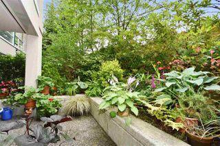 Photo 17: 103 2525 W 4TH AVENUE in Vancouver: Kitsilano Condo for sale (Vancouver West)  : MLS®# R2090167