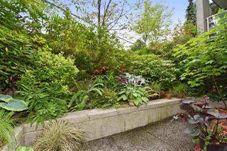 Photo 16: 103 2525 W 4TH AVENUE in Vancouver: Kitsilano Condo for sale (Vancouver West)  : MLS®# R2090167