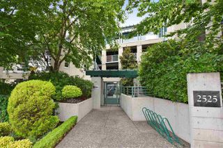 Photo 1: 103 2525 W 4TH AVENUE in Vancouver: Kitsilano Condo for sale (Vancouver West)  : MLS®# R2090167