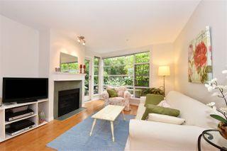 Photo 4: 103 2525 W 4TH AVENUE in Vancouver: Kitsilano Condo for sale (Vancouver West)  : MLS®# R2090167