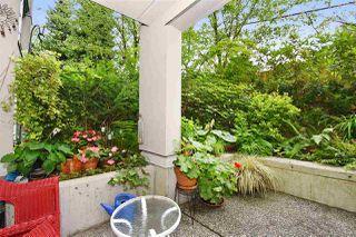 Photo 20: 103 2525 W 4TH AVENUE in Vancouver: Kitsilano Condo for sale (Vancouver West)  : MLS®# R2090167