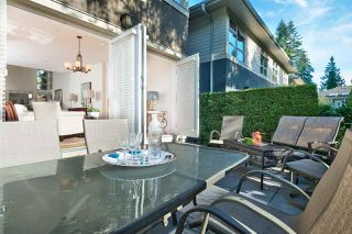Photo 15: 34 3750 EDGEMONT BOULEVARD in North Vancouver: Edgemont Townhouse for sale : MLS®# R2080035