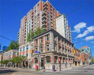 Photo 1: 168 King St E Unit #701 in Toronto: Moss Park Condo for sale (Toronto C08)  : MLS®# C3633770