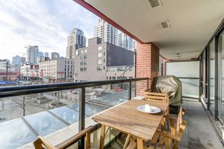 Photo 1: 310 977 Mainland in Vancouver: Yaletown Condo for sale (Vancouver West)  : MLS®# R2127719