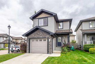 Main Photo: 10 1730 LEGER Gate in Edmonton: Zone 14 Condo for sale : MLS®# E4175534