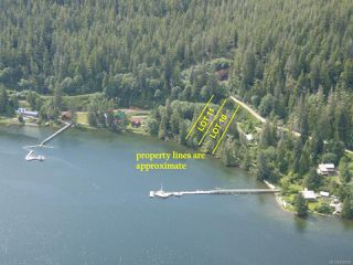 Main Photo: 304 Winter Harbour Rd in WINTER HARBOUR: NI Port Hardy Land for sale (North Island)  : MLS®# 828868