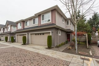 "Photo 1: 18 11393 STEVESTON Highway in Richmond: Ironwood Townhouse for sale in ""KINSBERRY"" : MLS®# R2420817"