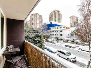 "Photo 14: 304 1100 HARWOOD Street in Vancouver: West End VW Condo for sale in ""The Martinique"" (Vancouver West)  : MLS®# R2428812"