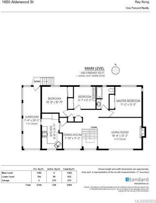Photo 22: 1650 Alderwood St in : SE Lambrick Park Single Family Detached for sale (Saanich East)  : MLS®# 855020