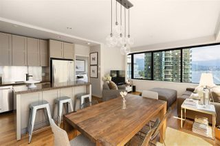 """Photo 6: 1006 1333 W GEORGIA Street in Vancouver: Coal Harbour Condo for sale in """"QUBE"""" (Vancouver West)  : MLS®# R2507933"""