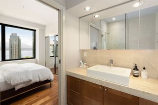 """Photo 15: 1006 1333 W GEORGIA Street in Vancouver: Coal Harbour Condo for sale in """"QUBE"""" (Vancouver West)  : MLS®# R2507933"""