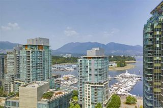 """Photo 11: 1006 1333 W GEORGIA Street in Vancouver: Coal Harbour Condo for sale in """"QUBE"""" (Vancouver West)  : MLS®# R2507933"""