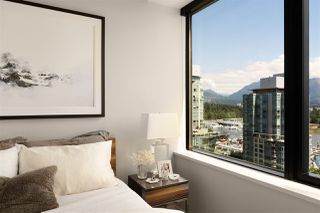 """Photo 14: 1006 1333 W GEORGIA Street in Vancouver: Coal Harbour Condo for sale in """"QUBE"""" (Vancouver West)  : MLS®# R2507933"""