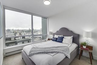 """Photo 10: 607 1788 COLUMBIA Street in Vancouver: False Creek Condo for sale in """"Epic At West"""" (Vancouver West)  : MLS®# R2519322"""