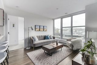 """Photo 3: 607 1788 COLUMBIA Street in Vancouver: False Creek Condo for sale in """"Epic At West"""" (Vancouver West)  : MLS®# R2519322"""