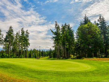 located adjacent to the Quadra Island Golf Club, on the east side of the island.