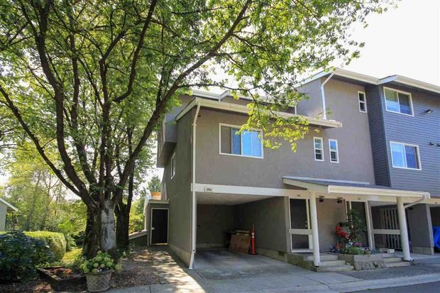 "Main Photo: 3452 COPELAND Avenue in Vancouver: Champlain Heights Townhouse for sale in ""Copeland"" (Vancouver East)  : MLS®# R2394384"